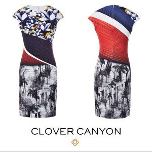 Clover Canyon 'Forbidden Forest' Dress